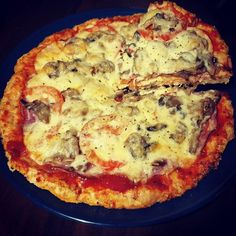 Atkins, Vegetable Pizza, Healthy Recipes, Healthy Meals, Chicken Recipes, Favorite Recipes, Food, Diet, Clean Eating