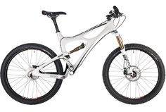 Dang it! Thought I had it all figured out ...and then I tested the Ibis Mojo SLR (and the HD). Man, it's pretty!