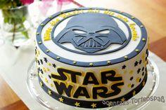 Immer wieder Sonntags: Star Wars Torte