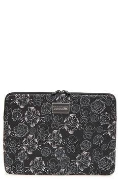 MARC BY MARC JACOBS x Disney® 'Alice in Wonderland - Laughing Flowers' Computer Case (13 Inch)