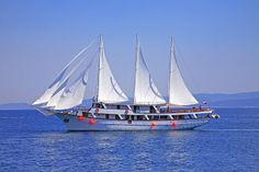 Cruise i Kroatia Sailing Ships, Croatia, Cruise, Boat, Vehicles, Cruises, Boats, Car, Vehicle