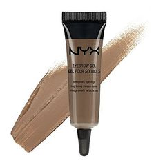 NYX Waterproof Eyebrow Gel  Burnette  >>> Details can be found by clicking on the image.
