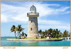 Boca-Chita-Lighthouse Florida