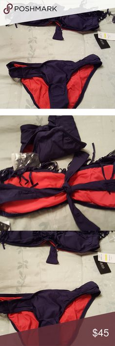 Guess bathing suit Guess bathing suit 2 piece never worn with tags Guess Swim Bikinis