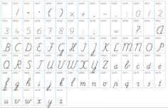 Sylvia is een lettertype dat goed aansluit bij de methode Pennenstreken. Het lettertype typt de letters wel los van elkaar wat in de hogere groepen minder handig is. Om het lettertype te downloaden, klikt u op de link hieronder. Klik dan op downloaden rechtsboven. Sla het lettertype op een voor u handige plaats op. Open …