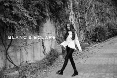 Kickin' around in cold weather chic #blancgroup #blancandeclare #denim #rtw #alpamayo #gracebay #jessica