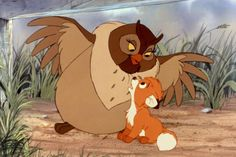 *BIG MAMA  TOD ~ The Fox and the Hound, 1981