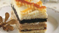 Najúžasnejší vianočný koláč: Piekli ste už štedrák? - Pluska.sk Tiramisu, Cheesecake, Ethnic Recipes, Food, Projects, Pies, Kuchen, Log Projects, Blue Prints