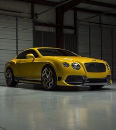 Voreteiner Bentley Continental GT