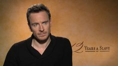 "(Video) Michael Fassbender Reveals ""Most Difficult"" Scenes in 12 Years a Slave, Thanks Brad Pitt for Film's Existence"