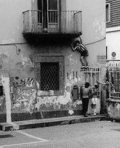 El fútbol en la calle y su reglamento Street Football, Football Is Life, Football Soccer, Pure Football, Sir Alex Ferguson, Bilbao, Vintage Photos, World, Painting