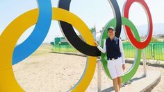 Britain's Catriona Matthew inspired by Justin Rose:  August 16, 2016