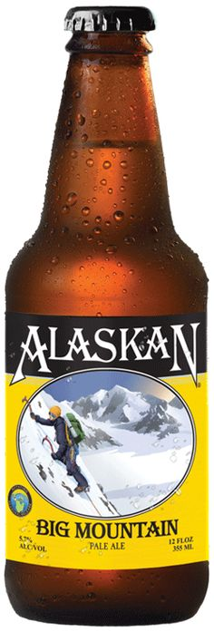Big Mountain Pale from Alaskan Brewing Company