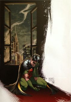 Robin by Michael Turner