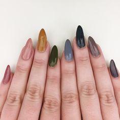 Cute Nails, Pretty Nails, Sally Hansen, Nail Arts, Natural Nails, Nail Inspo, Nails Inspiration, Beauty Nails, Beauty Makeup