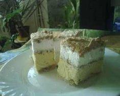 Öcsém hozta a receptjét Kubából. Nagyon finom sütemény.