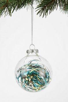 Confetti Ball Ornament #urbanoutfitters