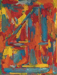 Jasper Johns Pop Art | Waitsfield Elementary Art: Inspired by Jasper Johns