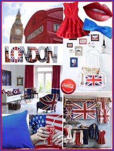 London city it is moodboard styling