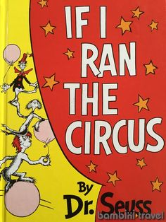 If I Ran the Circus : Read. Go. Play.