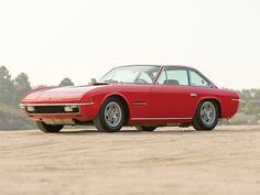 1969 Lamborghini Islero S at Monterey RM auction this summer. You can lease it through Premier. Apply online for auction pre-approval.  #Lamborghini #LeaseALamborghini #MontereyAuction