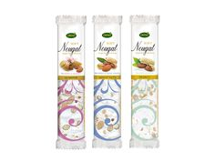 Orino Nougat Bars on Packaging of the World - Creative Package Design Gallery
