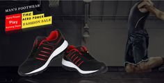 These footwear offers a number of benefits and that is why you can find a countless variety of mens footwear during online shopping in India.