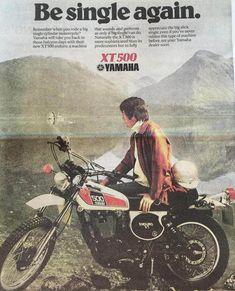 Yamaha XT 500 1977 One Side Buff Aluminium Skid Bash Plate 77-81 TT500 78-81 ECs