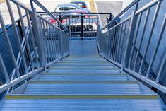 Egress stair - Monkeytoe Wood Stair Treads, Concrete Stairs, Wood Stairs, Email Sites, Aluminum Handrail, Platform Deck, Roof Beam, Fabric Structure, Auckland