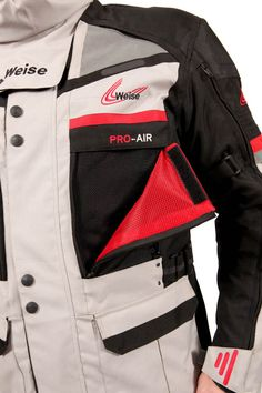 Kit Yourself Out For Overland Motorcycle Trips With The New Weise Dakar Adventure Jacket And Trousers Sorting You Hot Or Cold Conditions