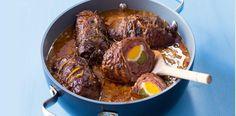Španělský ptáček Pork, Beef, Dinner Ideas, Kale Stir Fry, Meat, Pigs, Supper Ideas, Ox, Ground Beef