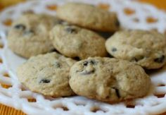 Pawpaw Cookies Recipe - Early American Recipes and Log Cabin Cooking