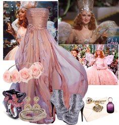 """Glinda the Good Witch"" by huskanna on Polyvore"