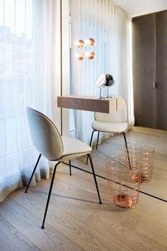 A Modern Maisonette Apartment in the Heart of Munich - Design Milk