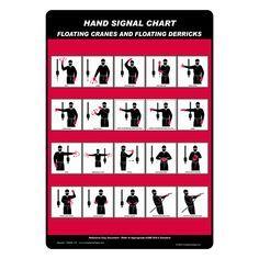 Crane Hand Signals Chart Pdf Enjoy Lasting Success After Losing Some Pounds Pinterest