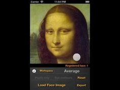[Average Face] 平均顔アプリの使い方 [Basic Workflow]