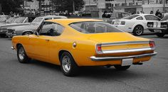 1968 Plymouth Barracuda 340-S