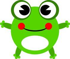 frogs clip art | Frog 12 clip art - vector clip art online, royalty free & public ...