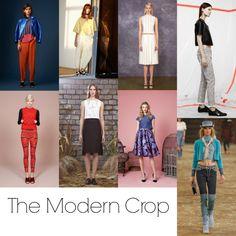 Pre-Fall 2014 Fashion Trends - The Modern Crop