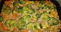 Mennyei Rakott brokkoli recept! Én személy szerint imádom az olyan ételeket amiben brokkoli van , legfőképp a rakott brokkolit. Most megosztom veletek én hogyan készítem.