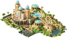 The Palace of the Lost City at Sun City Sun City Resort, South AfricaQuests - Megapolis Wiki