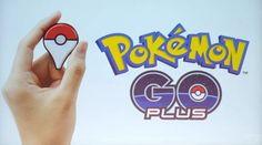 Pokemon Go! Plus, el accesorio que notifica cuando hay un Pokemon cerca #Gadgets #Niantic #PokemonGo