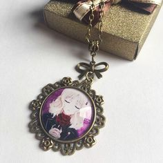 Dreamcosplay Anime Diabolik Lovers Komori Yui Necklace Cospaly * You can get more details by clicking on the image.