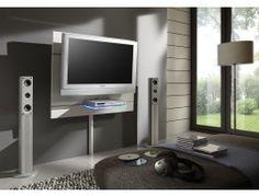 Kabelkanal unter dem TV - das perfekte Kabel-Versteck.