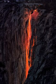 astratos:  Last Light on The Horsetail Falls | Son Nguyen