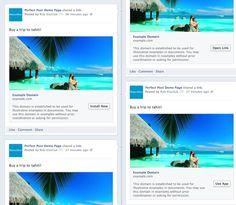 Facebook Testing More Call To Action Buttons? | #Facebook #SocialMedia