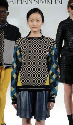 Jonathan Simkhai Review | Fashion Week Fall 2013