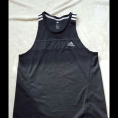 Adidas Tank Top S Worn once. Adidas Tops Tank Tops
