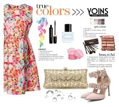 """""""Yoins 10/10"""" by beenabloss ❤ liked on Polyvore featuring Marc Jacobs, Elizabeth Arden, Borghese, Bobbi Brown Cosmetics and yoins"""