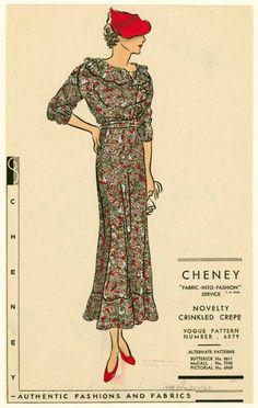 1930s Fashion Women   1930s-fashion-women-dress-1934-02.jpg